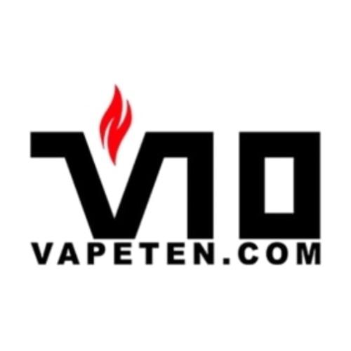 VapeTen Coupons