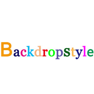 BackDropStyle Coupons