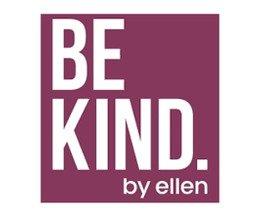 BE KIND by Ellen
